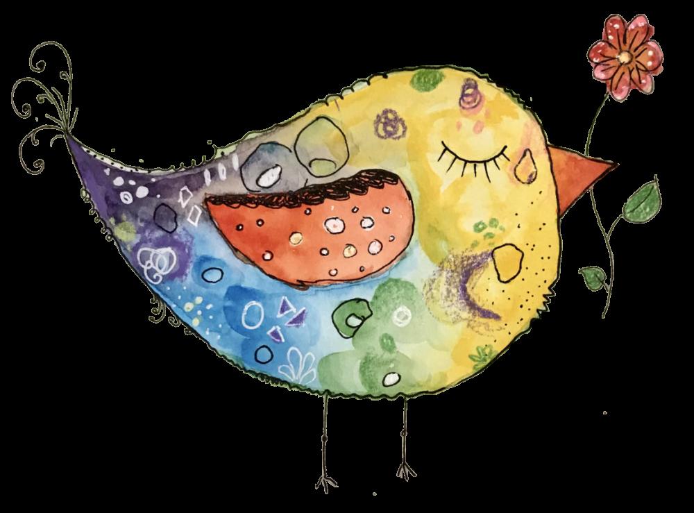 Bild Happy Bird Vogel